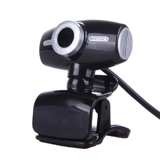 | 12MP HD USB Webcam Night Vision Chat Skype Video Camera for PC Laptop (Intl)