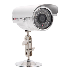 "| 1/3"" 1200TVL HD 36LED CCTV Security Camera Outdoor IR Night Vision (White) (Intl)"
