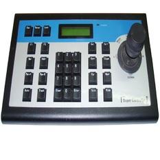 | Bàn điều khiển PTZ speed dome I-Tech IT-205BK (Trắng)