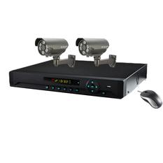| Bộ 2 camera quan sát AHD - ATP- IT HPWL-TZ060XA13S (Đen)