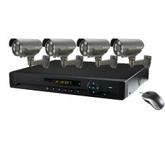 | Bộ 4 camera quan sát AHD - ATP- IT HPWL-TZ060XA13S (Đen)