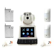 | Bộ camera giám sát và báo động Vinatech NPC-T2A LCD Wifi (Trắng)