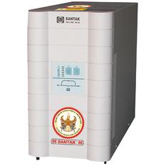 | Bộ chống sốc điện UPS Santak C1K Online (Trắng)