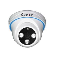 | Camera AHD Dome hồng ngoại Vantech VP-113AHDM (Trắng)