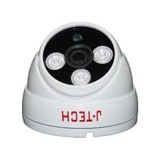 | Camera AHD J-Tech AHD5128A 1.3MP vỏ kim loại (Trắng)