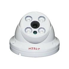 | Camera AHD J-Tech AHD5130A 1.3MP vỏ kim loại (Trắng)