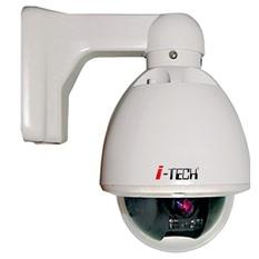 | Camera giám sát I-Tech IT-104X10 (Trắng)