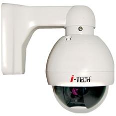 | Camera giám sát I-Tech IT-408DZ1 (Trắng)