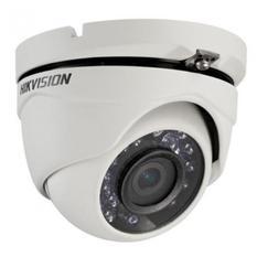 | Camera HD hồng ngoại HIKVISION DS-2CE56C0T-IRM (HD-TVI 1M) (Trắng)