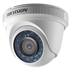 | Camera HD hồng ngoại Hikvision DS-2CE56D1T-IR HD-TVI 2M (Trắng)