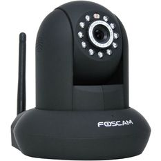 | Camera IP Foscam FI8910w (Đen)