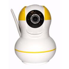 | Camera IP giám sát và báo động Vinatech YYZ200-HLW (Trắng vàng)