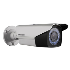 | Camera IP hồng ngoại HD 1/3 (outdoor), 1.3 Megapixel HIKVISION DS-2CD2T12-I8 (1.3 M) (Trắng)