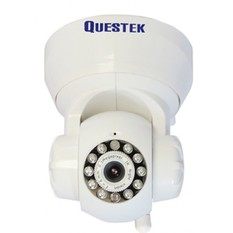 | Camera IP Questek QTX 907Cl (Trắng)