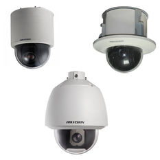 | Camera IP speed dome HD 1.3 Megapixel 20x HIKVISION DS-2DE5174-A, A3 (Trắng)