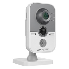| Camera IP Wifi HD hồng ngoại 1/3, 3 Megapixel HIKVISION DS-2CD2432F-IW (3M Wifi) (Trắng)