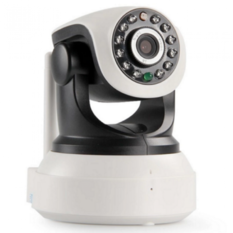 | Camera IP Wifi không dây BB365-S6203Y (Trắng phối đen)