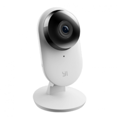 | Camera IP Xiaomi Yi Home Camera Ip Ver 2 FULL HD 1080P (Trắng)