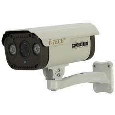 | Camera quan sát AHD I-Tech HPL-T80XH20FI (Trắng)