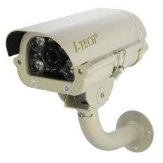 | Camera quan sát AHD I-Tech HPL-TZ120XH20FT (Trắng)