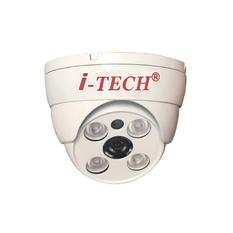 | Camera quan sát HDCVI I-Tech IT-DM4AC10VP (Trắng)
