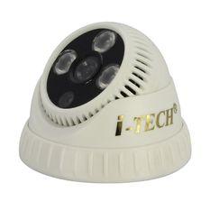| Camera quan sát HDCVI I-Tech TSC-D03C10V (Trắng)