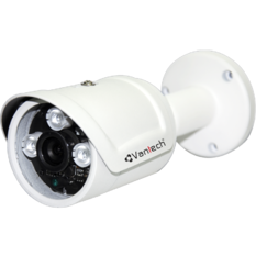 | Camera quan sát HDTVI Vantech VP-156TVI (Trắng)