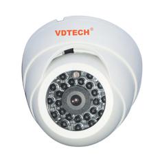 | Camera quan sát VDTech 800 TVL (Trắng)