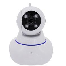 | Camera WiFi giám sát và báo động IP06 không dây (Trắng)