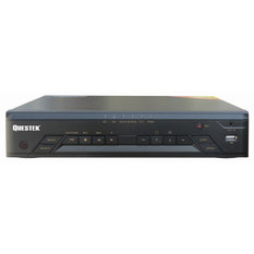 | Đầu ghi AHD Questek Win-8408AHD 2.0 Mp 8 kênh HD 1080P (Đen)