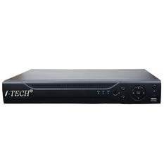 | Đầu ghi hình 4 kênh I-Tech IT-CVR2104 (Đen)