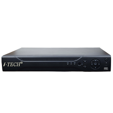 | Đầu ghi hình 8 kênh I-Tech IT-CVR2108 (Đen)