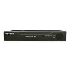 | Đầu ghi hình VDTECH VDT-2700AHDL 4CH (Đen)