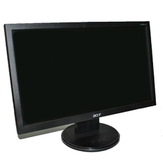 | Màn hình máy tính LCD Acer 18.5inch HD - Model V193HQV (Đen)