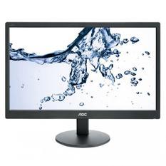 | Màn hình máy tính LCD AOC 18.5INCH – Model E970SW (Đen)