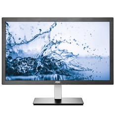 | Màn hình máy tính LCD AOC 23.6inch Full HD - Model I2476VW (Trắng)
