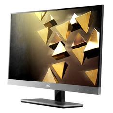 | Màn hình máy tính LED AOC 21.5inch Full HD – Model I2267FWH (Đen)