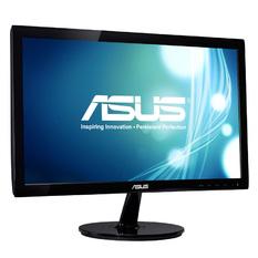 | Màn hình máy tính LED Asus 19.5inch - VS207T (Đen)