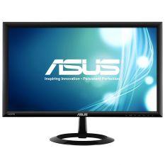   Màn hình máy tính LED Asus 21.5inch Full HD – Model VX228H (Đen)