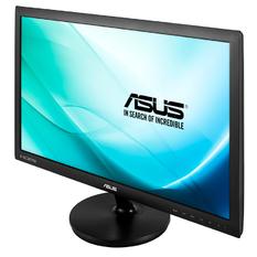   Màn hình máy tính LED Asus 23.6inch Full HD - Model VS247HR (Đen)