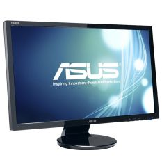 | Màn hình máy tính LED Asus 24inch Full HD – Model VE248H (Đen)