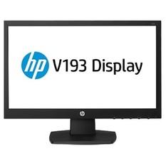 | Màn hình máy tính LED HP 18.5 inch - Model V193B (Đen)