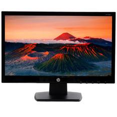 | Màn hình máy tính LED HP 18.5inch HD - Model 19US (Đen)