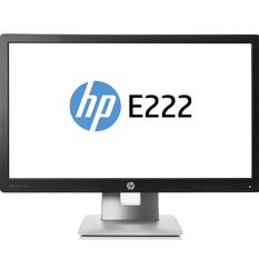 | Màn hình máy tính LED HP 21.5 inch HD - Model E222 (Đen)