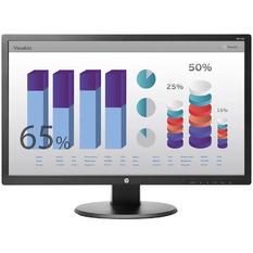 | Màn hình máy tính LED HP 23 inch HD - Model V242 (Đen)