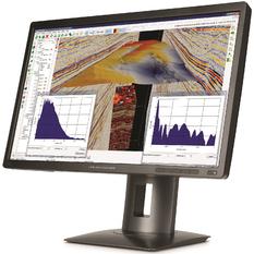 | Màn hình máy tính LED HP 23.8 inch Full HD - Model Z24NQ (Đen)