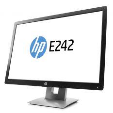 | Màn hình máy tính LED HP 24inch Full HD - Model EliteDisplay E242 (Đen)