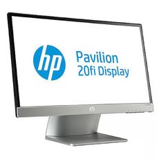 | Màn hình máy tính LED HP Pavilion 20inch - C8H76A7 (Bạc)