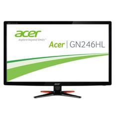 | Màn hình máy tính LED LCD Acer 24.0inch IPS Full HD - Gaming - Model GN246HQLB (Đen)
