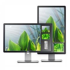 | Màn hình máy tính LED LCD Dell 19.5inch IPS Full HD - Model Pro P2014H (3FC53) (Đen)